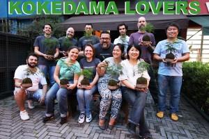 Kokedama Lovers
